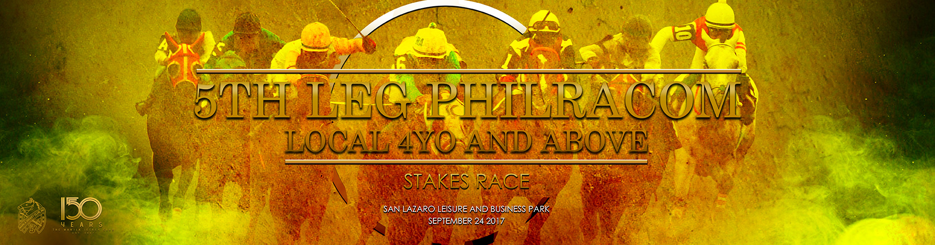 5th Leg Philracom Local 4YO & Above Stakes Race