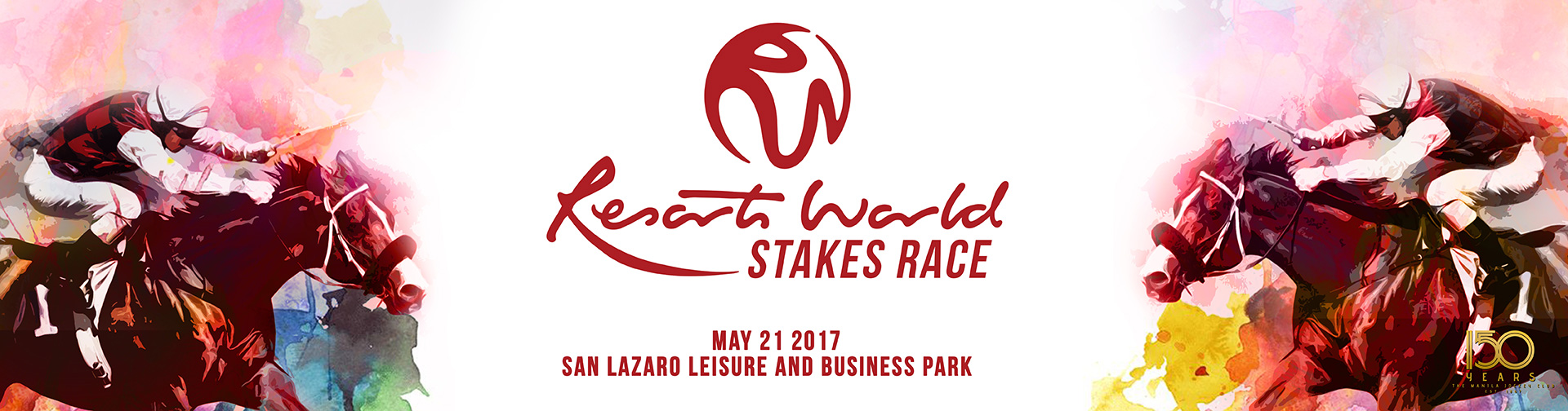 Resorts World Manila Stakes Race